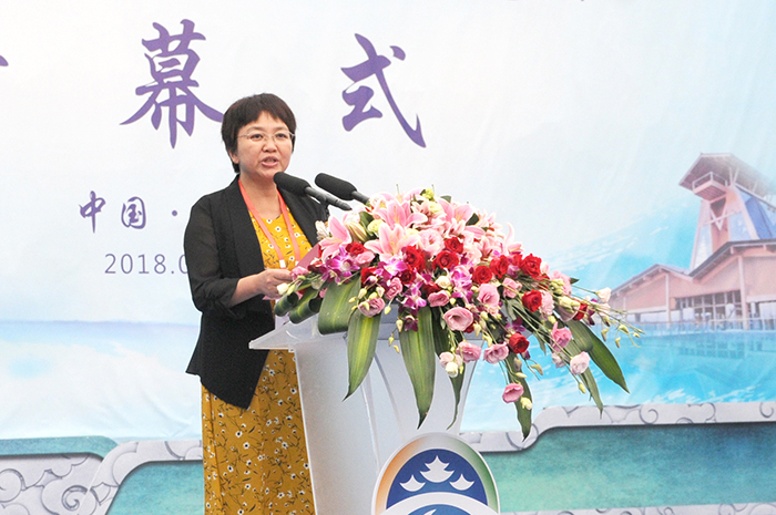第十届江苏省园艺博览会隆重开幕